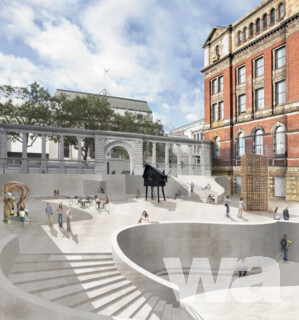 V&A Exhibition Road Project
