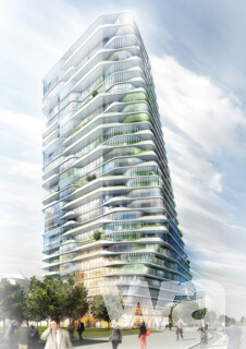 Porsche Design Tower