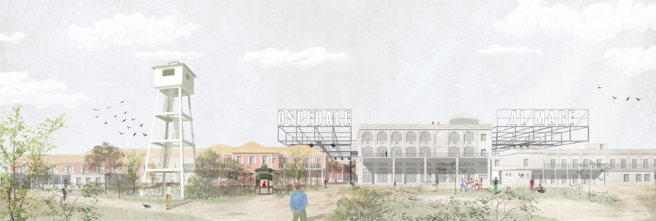 VENICE Re-Creation Centre COMPETITION