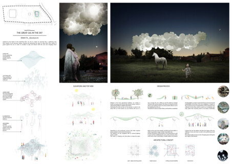 Construction of an ephemeral installation – Eira Lounge Pavilion