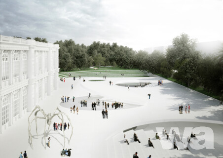 International Design Competition for the New Contemporary Art Wing for the Lima Art Museum – MALI