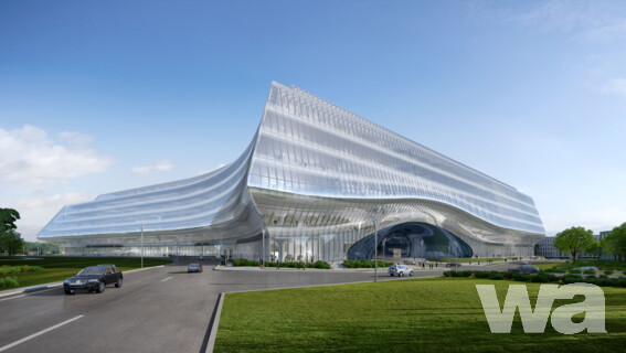 IT Technopark Sberbank at the innovation Centre Skolkovo