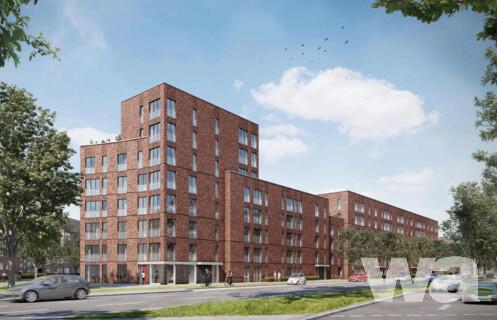 Ergebnis: Neubebauung BEI DEN ZELTEN in Hamburg