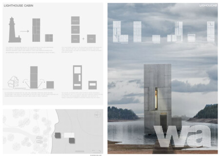 Ryterna Modul Architectural Challenge 2020 – Vacation House